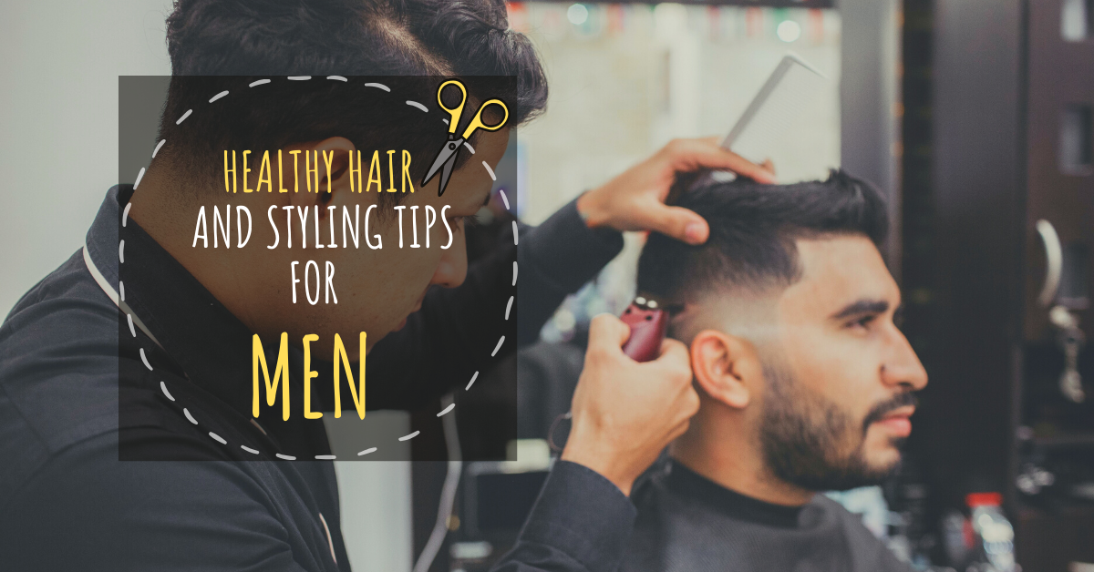 Men Hair Styling Tips Archives Oddlyhacks